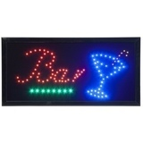 Led-kyltti 48x24 cm BAR